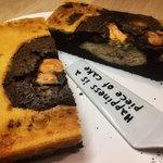 Torta bicolore leggerissima