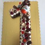 Torta compleanno Kinder