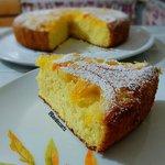 Torta rovesciata all' arancia