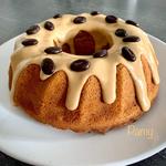 Bund Cake al caffè e banana