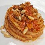 Spaghetti c'anciova