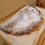 Calzone dolce alle mele