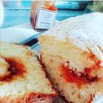 Plumcake con cuore di albicocca e peperoncino