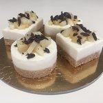 Mini cheesecake alternative