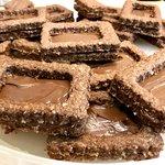 Biscotti 🍪 rustici al cioccolato 🍫, cocco 🥥 e avena