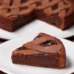 Crostata cremosa al cioccolato