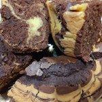 Soffio di zucca al cioccolato fondente