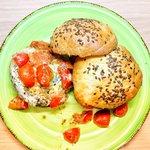 Burger buns 🤪