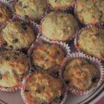 I miei muffin al panettone
