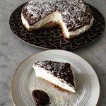 Cheesecake cocco e nutella 🥥🍫