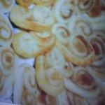 Ventagli di pasta sfoglia♥