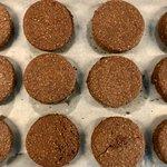 Soldini al cioccolato 🍫, avena e nocciole 🥜