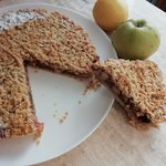 Szarlotka - torta di mele polacca