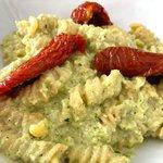 Cremosa zucchine e noci