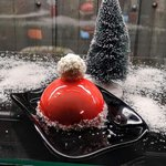 Cappellino di Babbo Natale