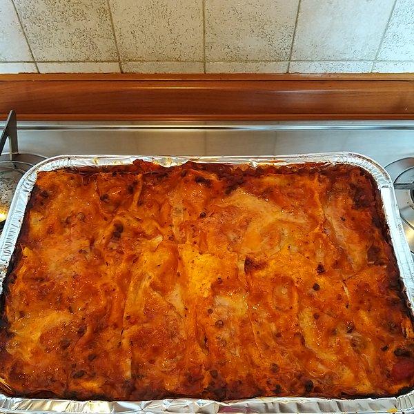 Ricetta Lasagne Fatte In Casa.Lasagne Fatte In Casa Al Ta Cucina