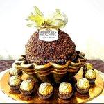 Torta Rochers