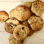 Cookies 🍪 con cioccolato fondente 🍫, avena e nocciole