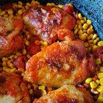 Pollo alla Messicana