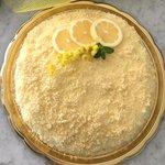 Torta mimosa al limone 🍋