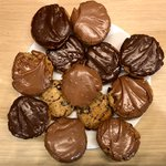 Biscotti 🍪 craquelin al cocco 🥥 e avena con gocce di cioccolato 🍫