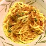 Pasta aglio, olio, peperoncino e pane fritto - Ricetta per ottenerla cremosa!