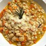 Zuppa di orzo cremosa