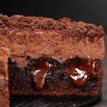 Torta Sorpresina al cioccolato e caramello