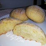 Melonpan メロンパン (panino dolce giapponese)