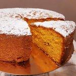 Torta Carote e Amaretti