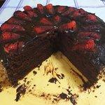 Torta americana di cioccolato rivisitata