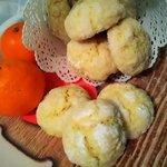 Biscotti morbidi ai Mandarini