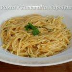 Pasta e Zucca alla Napoletana